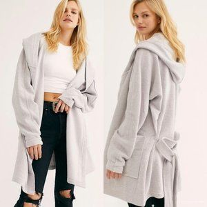Free People Willow Hooded Cardigan. XS/S, M/L